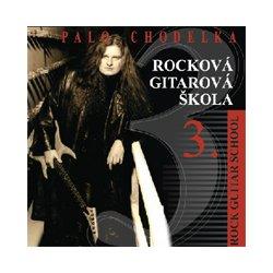 Rocková gitarová škola III. CD ROM