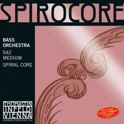 Thomastik Spirocore 3/4 struny kontrabas