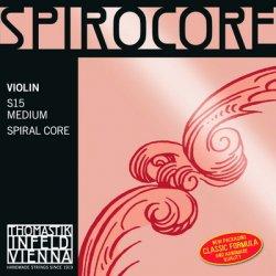 Thomastik Spirocore S15A houslové struny