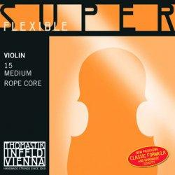 Thomastik Superflexible 15A houslové struny