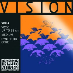 Thomastik Vision VI200 struny viola