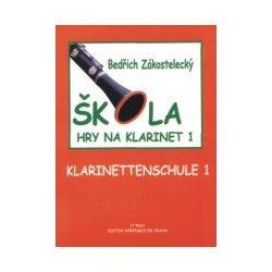 Škola hry na klarinet 1. díl