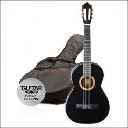 Ashton klasická kytara SPCG 34 BK Paket