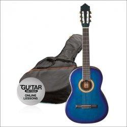 Ashton klasická kytara SPCG 34 TBB Paket