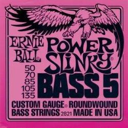 Ernie Ball 2821 Power Slinky 5.str