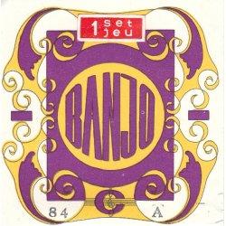 GorStrings Banjo 84 - Tenor