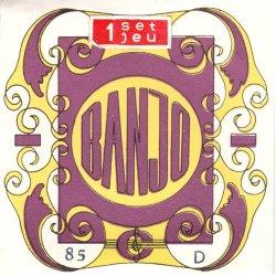 GorStrings Banjo 85 -5.strun