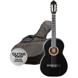 Ashton klasická kytara SPCG44 BK Paket