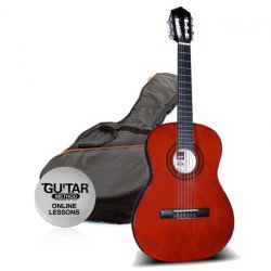 Ashton klasická kytara SPCG44 AM Paket