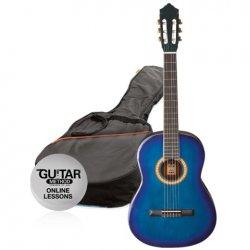 Ashton klasická kytara SPCG44 TBB Paket
