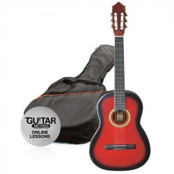 Ashton klasická kytara SPCG44 TRB Paket
