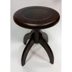 Piánová stolička - palisandr