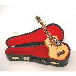 Miniatura jumbo kytara