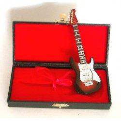 Miniatura el.kytara strat
