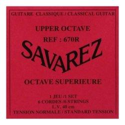 Savarez 670 R Upper Octave