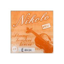Nikolo č.9 houslová struna E