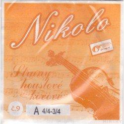 Nikolo č.9 houslová struna A