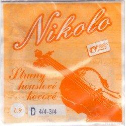 Nikolo č.9 houslová struna D