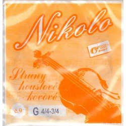Nikolo č.9 houslová struna G