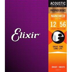 Elixir 16077 Light-medium 12-56