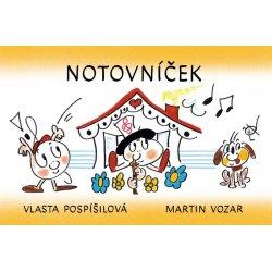 Notovníček - Martin Vozar