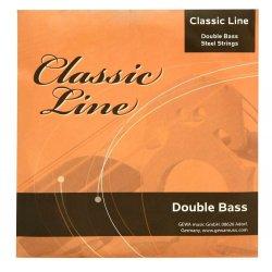 Classic Line struny na kontrabas