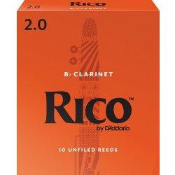 Plátky Rico B-klar č.2