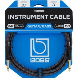 Boss BIC-10 Instrument Cable 3 m