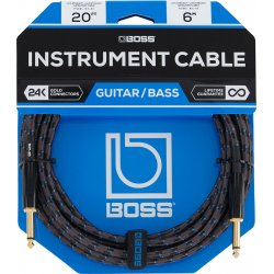 Boss BIC-20 Instrument Cable 6 m