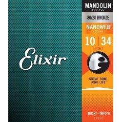 Elixir 11500 mandolína 10-34