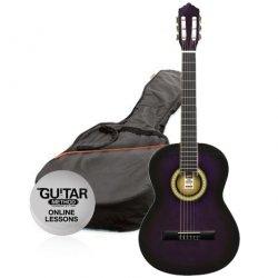 Ashton klasická kytara SPCG44 TP Paket
