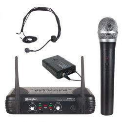 Skytec mikrofonní set VHF 2