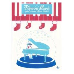 Vánoční klavír Radim Linhart