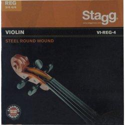 Stagg VI-REG-4 houslové struny