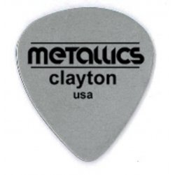 Kovové trsátko Clayton Stainless Steel