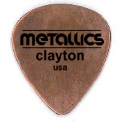 Kovové trsátko Clayton Copper