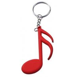 Přívěsek na klíče nota RD