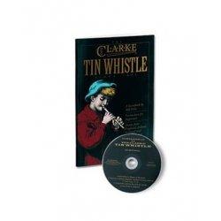 CLARKE TCD TUTOR & CD SET - noty na irskou flétnu