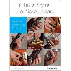 Technika hry na elektrickou kytaru