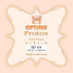 Protos Optima 1010 houslové struny