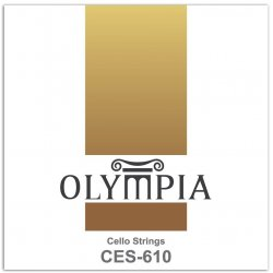 Olympia CES 610 struny violoncello