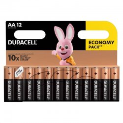 Duracell AA12 Economy Pack LR6 MN1500