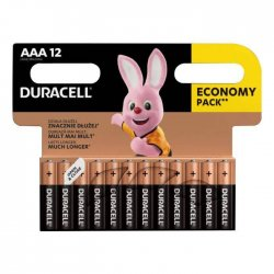 Duracell AAA 12 Economy Pack LR03 MN2400