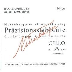 Nürnberger struna pro Cello A