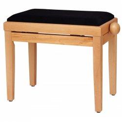 Proline klavírní stolička natural