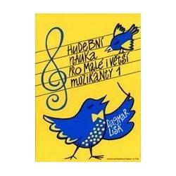 Hudební nauka I - Dagmar Lisá