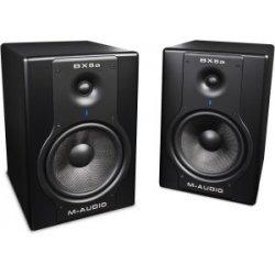 M-Audio BX8A DeLuxe Aktivní BiAmp, 65 65W, 8 1