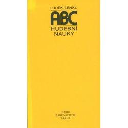 ABC Hudební nauky - Luděk Zenkl