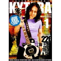 A.Petržela Elektrická kytara 1+DVD