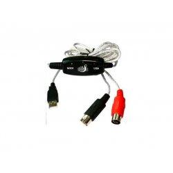 USB-MIDI kabel